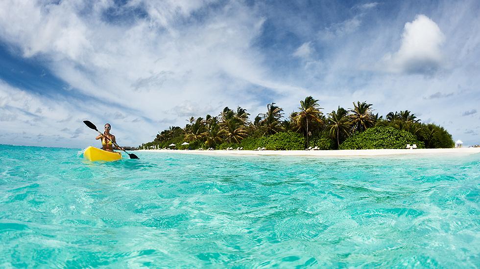 לנפוש בתוך גלויה: האיים המלדיביים (צילום: istock) (צילום: istock)