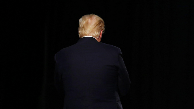 Poll suggests little light at the end of Trump's political tunnel (Photo: AFP)