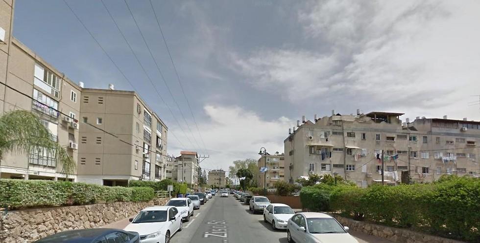 שכונת יד התשעה. צפויה למתיחת פנים משמעותית (צילום: עיריית הרצליה)