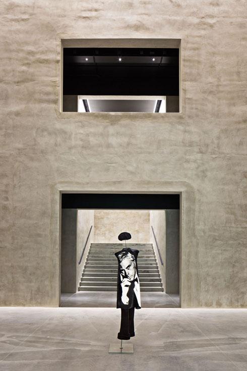 מוזיאון ארמאני סילוס (צילום: Davide Lovatti)
