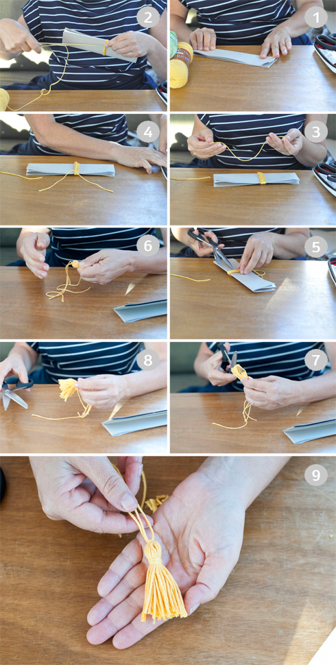 תהליך הכנת גדילים (צילום: הילה מגריל)