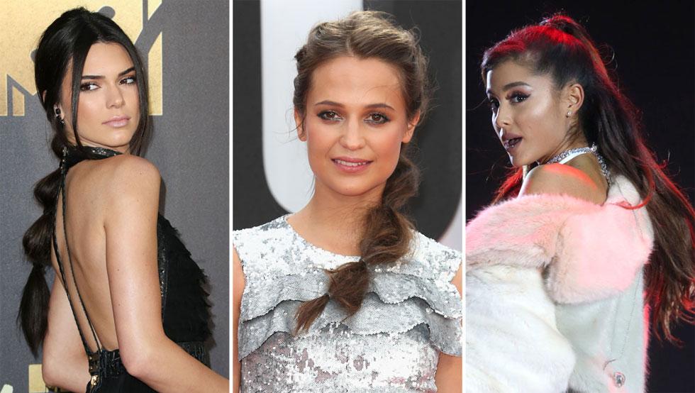 מי מעדיפה קוקו בלוף ומי קוקו בועות? אריאנה גרנדה, אליסיה ויקנדר וקנדל ג'נר (צילום: Gettyimages)