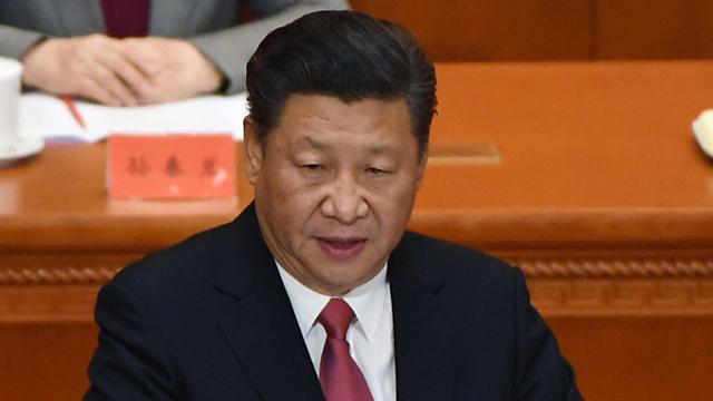 נשיא סין שי ג'ינפינג (צילום: AFP)