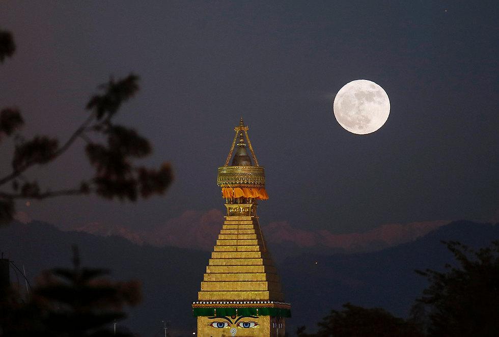 נפאל (צילום: EPA)