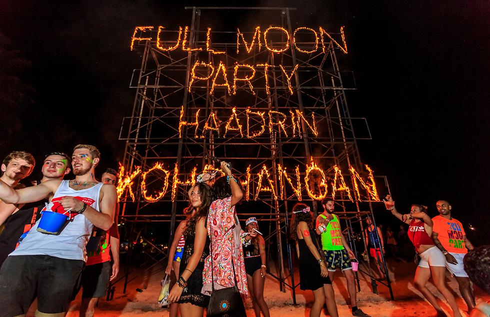 תאילנד היא לא רק מסיבות פול-מון באיים (צילום: shutterstock) (צילום: shutterstock)
