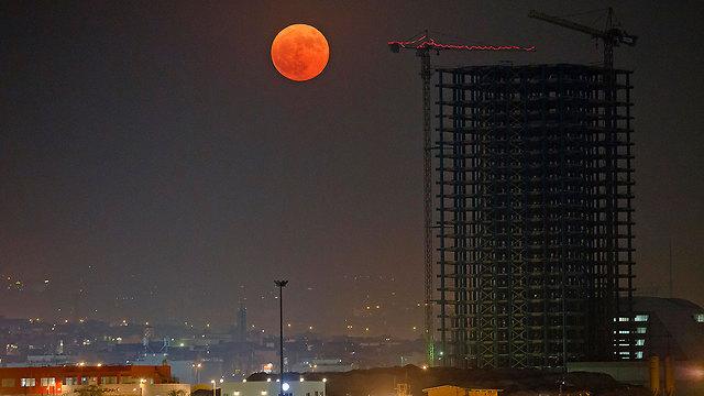 טהרן, בירת איראן (צילום: AP)