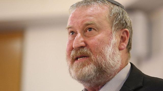 Avichai Mandelblit (Photo: Gil Yohanan) (Photo: Gil Yohanan)