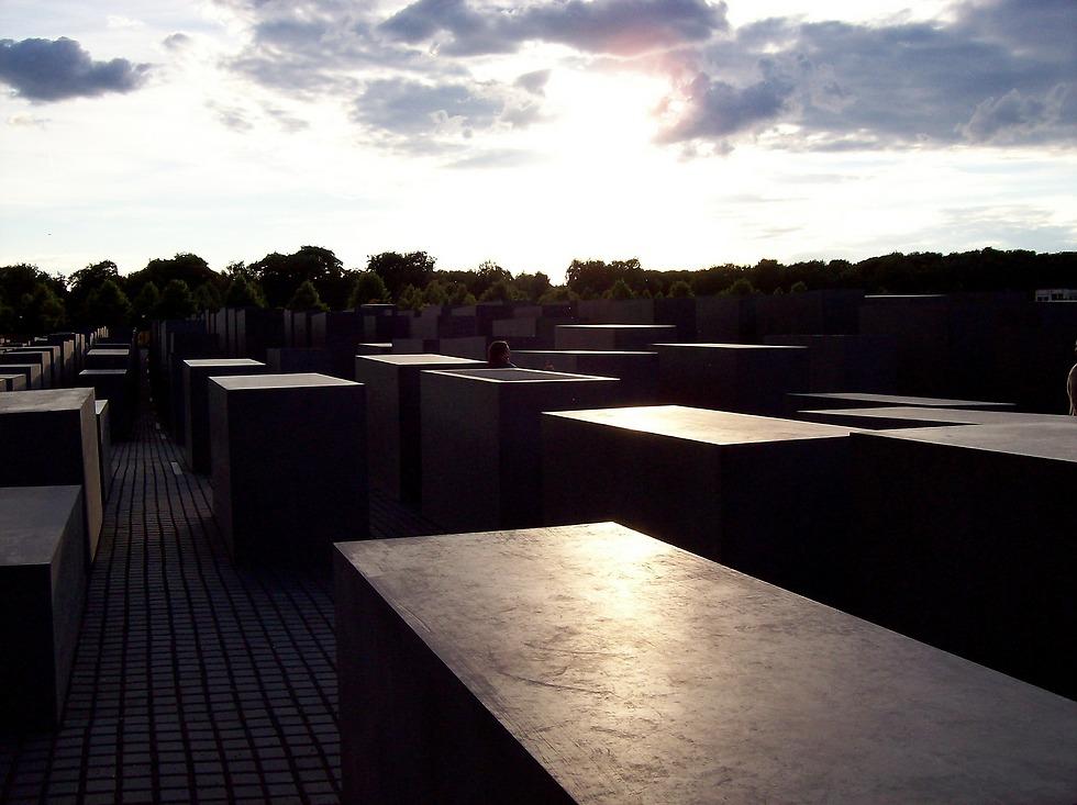 אנדרטת השואה בברלין
