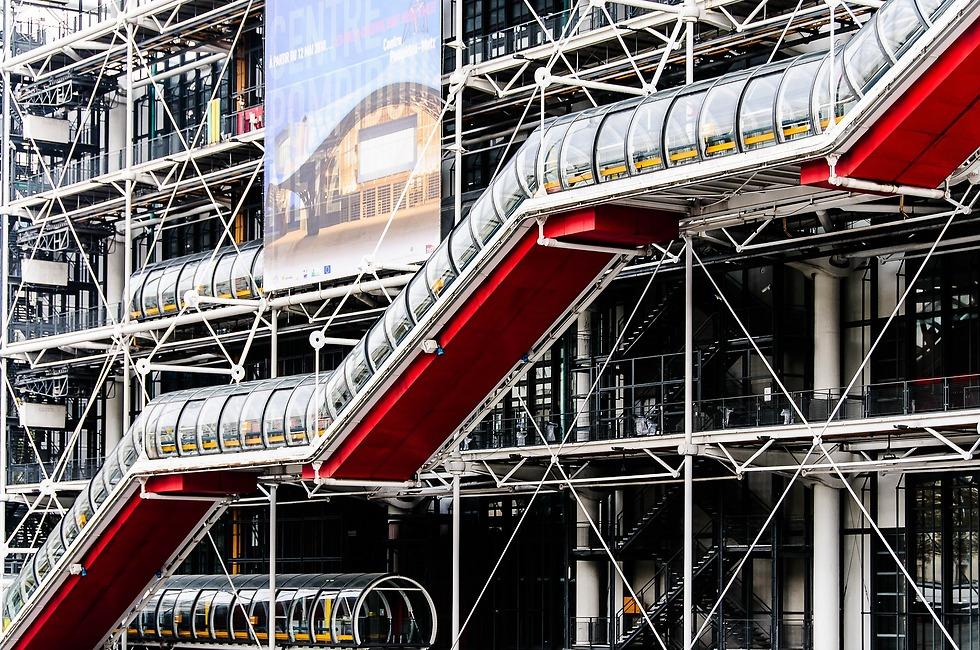 מרכז פומפידו בפריז