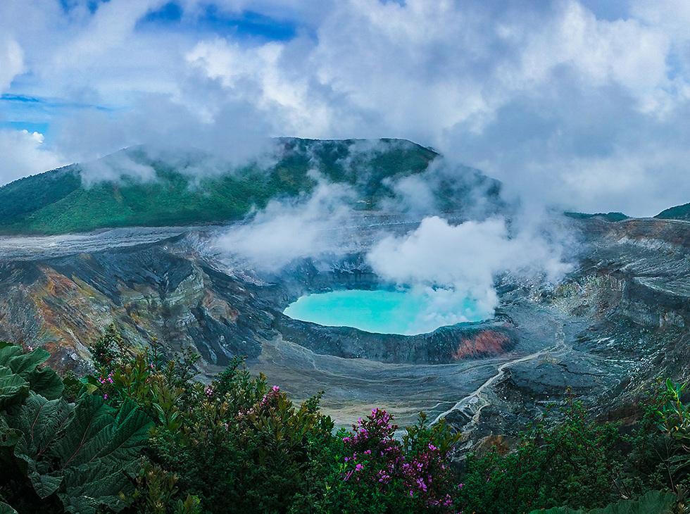 מתי בפעם האחרונה ראיתם הר געש? ()