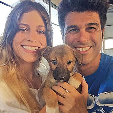 לירון רביבו והכלב סולי