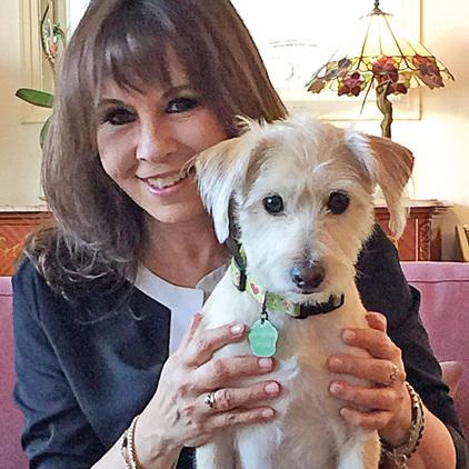 ירדנה ארזי והכלב שלומיק