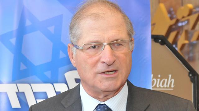 Attorney David Shimron (Photo: Yaron Brener)