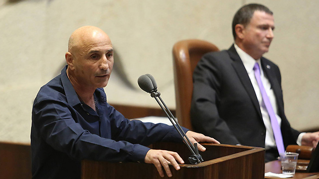 Yesh Atid MK Shelah said the law will only lead to 'greater Shabbat desecration' (Photo: Gil Yohanan)
