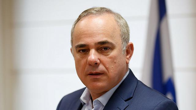 Minister Yuval Steinitz (Photo: Reuters)