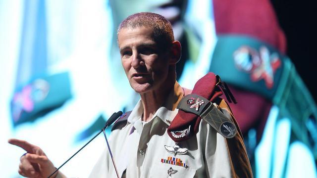 IDF Deputy Chief of Staff Yair Golan (Photo: Motti Kimchi) (Photo: Motti Kimchi)