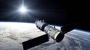איור של תחנת החלל הסינית