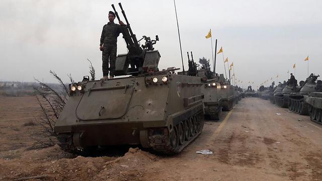 נשק אמריקני זלג מצבא לבנון לידי חיזבאללה?