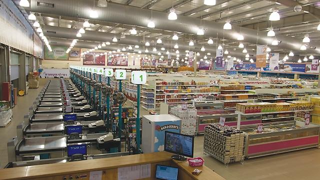 Супермаркеты без товаров?