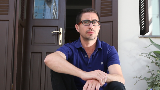 אלון קסטיאל (צילום: שאול גולן)