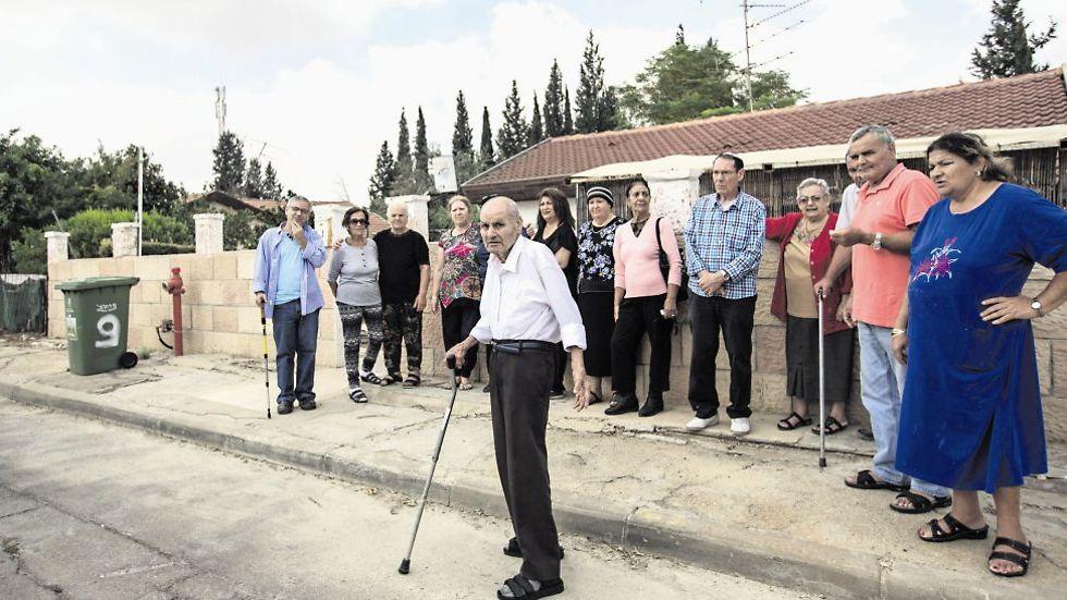התושבים - בית המשפט דחה את טענותיהם (צילום: צפריר אביוב)