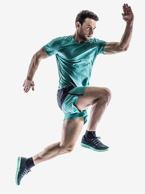 מרתון? 40% מהרצים נפצעים ושהסיכוי להיפצע עולה ככל שהמרוץ ארוך יותר (צילום: Shutterstock)