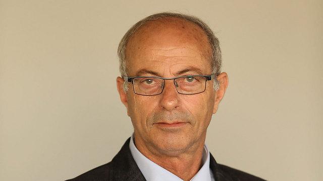ראש העיר נשר אבי בינמו (צילום: אלעד גרשגורן ) (צילום: אלעד גרשגורן )