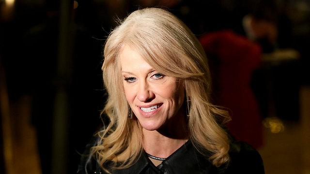 Kellyanne Conway (Photo: EPA)
