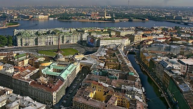 לקראת המונדיאל הקרוב: זה הזמן להכיר את סנט פטרבורג ()