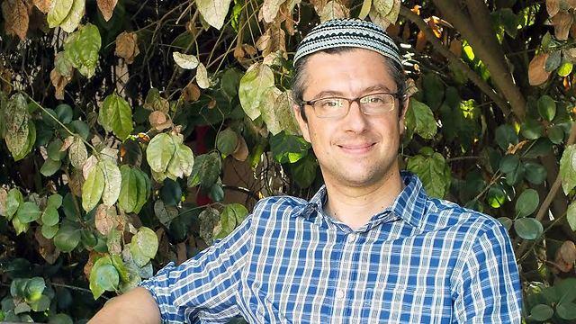 """ד""""ר עמנואל דלה טורה (צילום: פיית' בגינסקי)"""