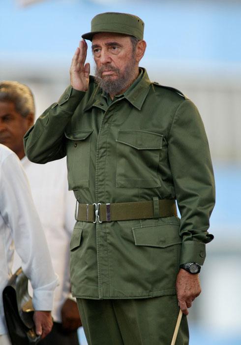 הקונצנזוס היחיד סביב קסטרו היה בבועת האופנה, שהניחה בצד מחלוקות פוליטיות לטובת סגנון אישי (צילום: rex/asap creative)