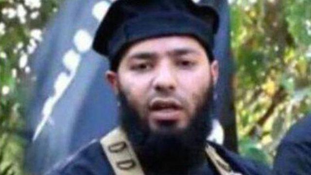 ISIS leader in the Golan Heights, Abu Muhammad al-Maqdisi