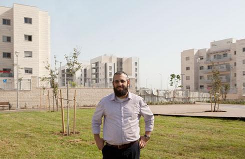 ומי שקנה דירה בחריש - הרוויח או קיבל עיר גרועה? (צילום: עמרי טלמור)