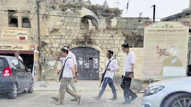 במגזר הערבי ראו בכך התגרות