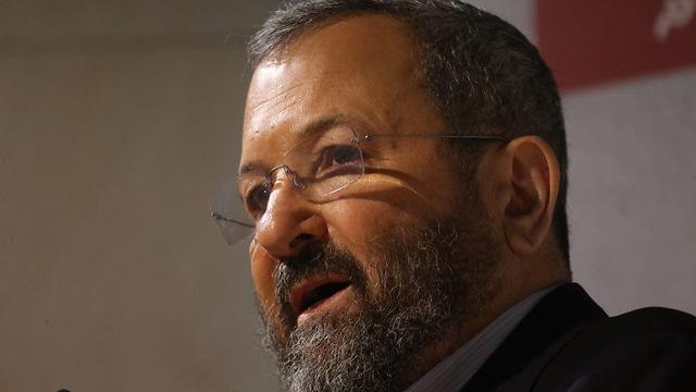 Barak. 'The accusations are made up fabrications' (Photo: Motti Kimchi)