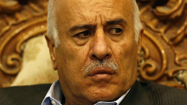 Jibril Rajoub (Photo: AFP)
