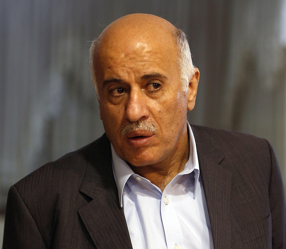 Rajoub also called on other Palestinian organizations to boycott meeting the VP (Photo: AFP)