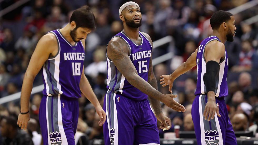 ישחקו יחד גם בניו אורלינס. קאזנס וכספי (צילום: AFP) (צילום: AFP)