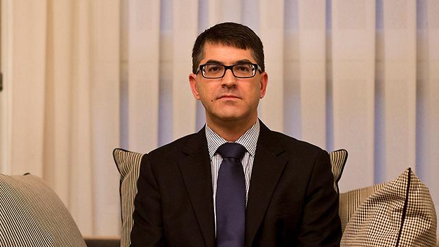 עורך דין עודד סבוראי (צילום: טל שחר) (צילום: טל שחר)