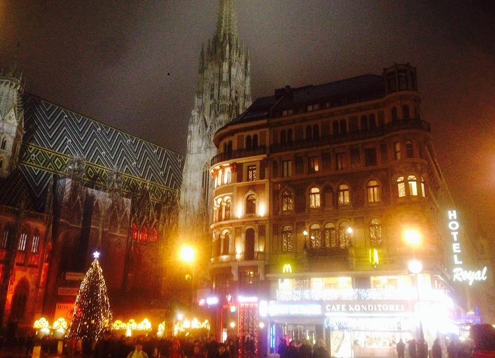 אחד היעדים המומלצים לביקור בחג המולד: וינה, בירת אוסטריה (צילום: אמיר הירוש) (צילום: אמיר הירוש)