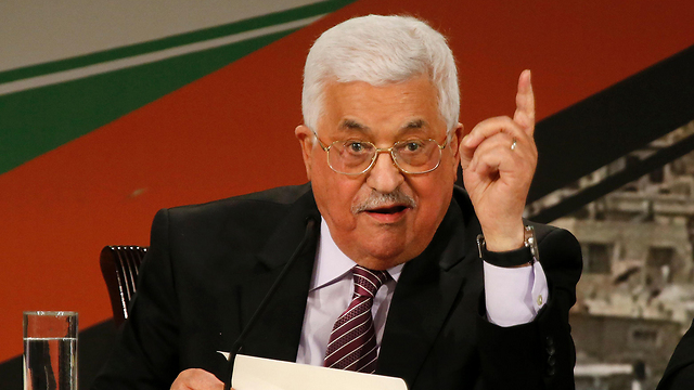 President Abbas bears responsibility for his threats. (Photo: AFP) (Photo: AFP)