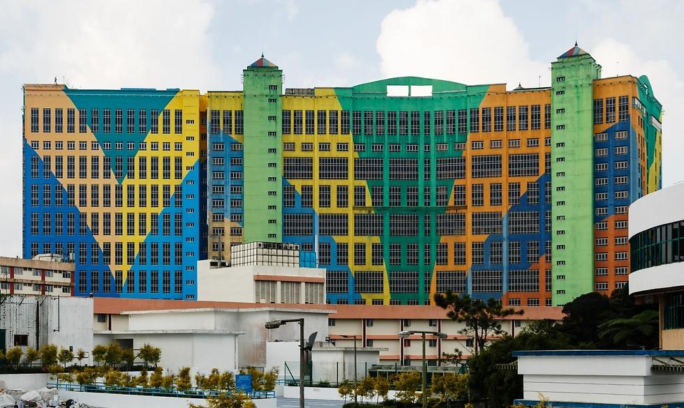 """מלון """"First World"""" במלזיה. כבר לא First  ()"""
