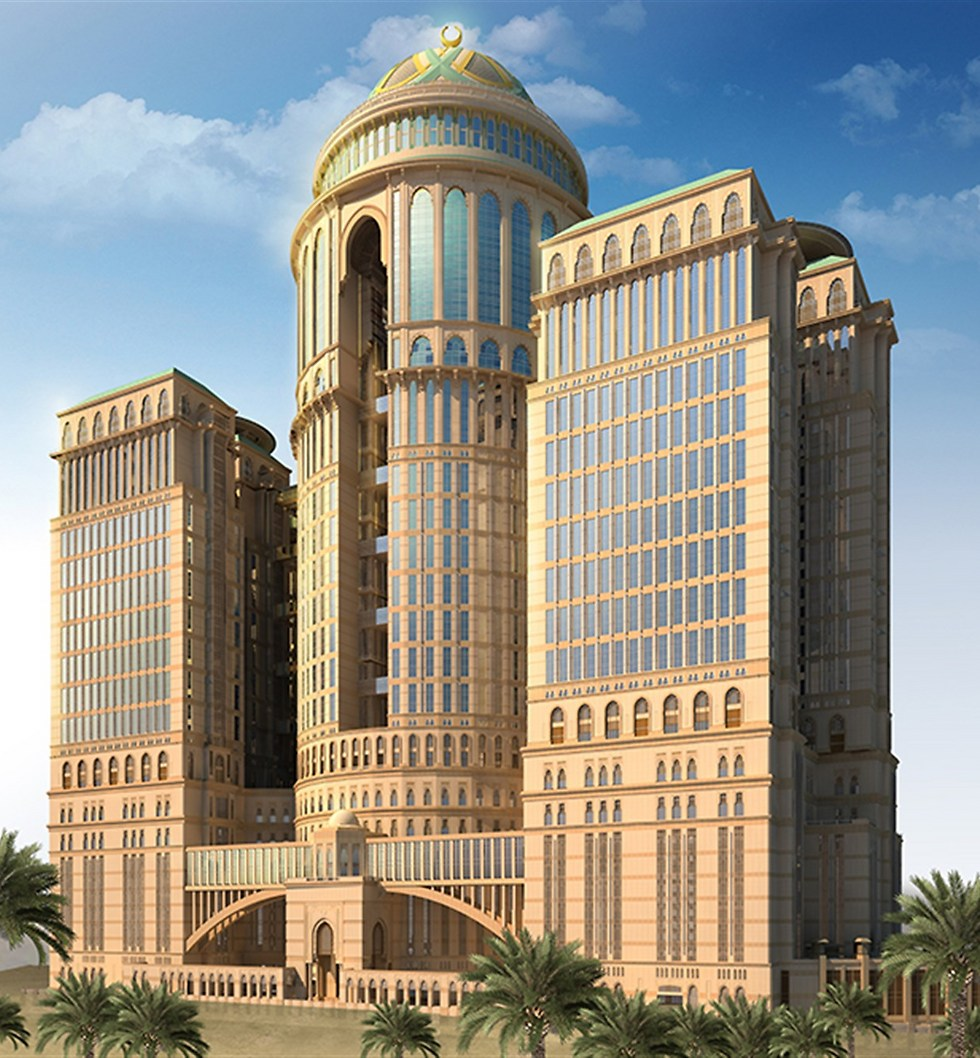 המלון הגדול בעולם (הדמיה) ()