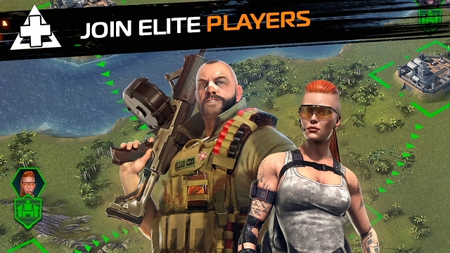 Soldiers Inc: Mobile Warfare של פלאריום