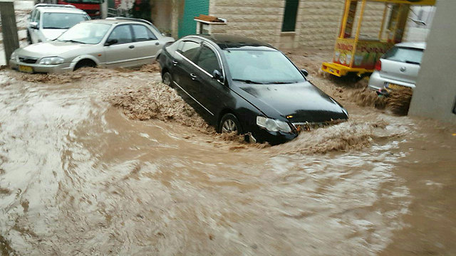 הצפה בגליל בסערה של תחילת דצמבר ()