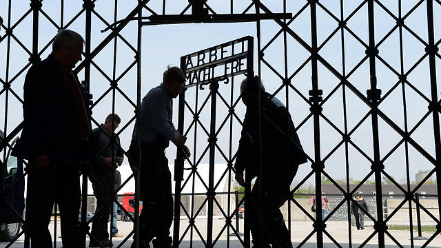 Dachau concentration camp (Photo: AFP)