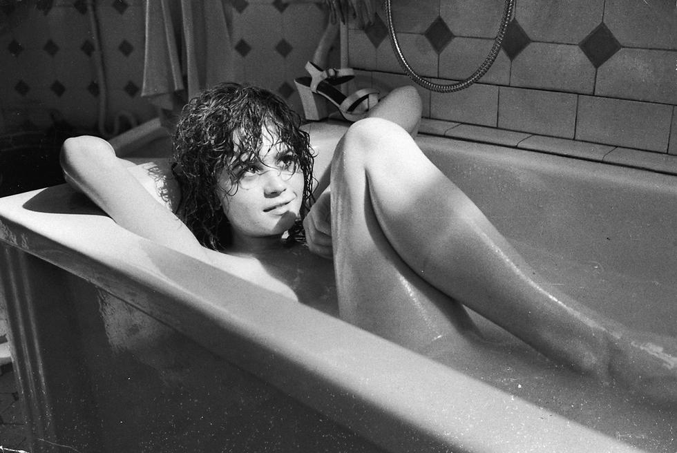"""מריה שניידר מתוך """"הטנגו האחרון בפריז"""" (צילום: Getty Images Imagebank) (צילום: Getty Images Imagebank)"""