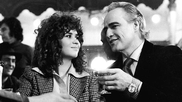 מרלון ברנדו ומריה שניידר בסצינה מתוך הסרט (צילום: Getty Images Imagebank) (צילום: Getty Images Imagebank)