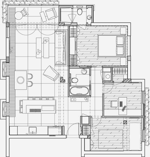 תוכנית הדירה (תוכניות: אושרי אבירם ודנה קושמירסקי)