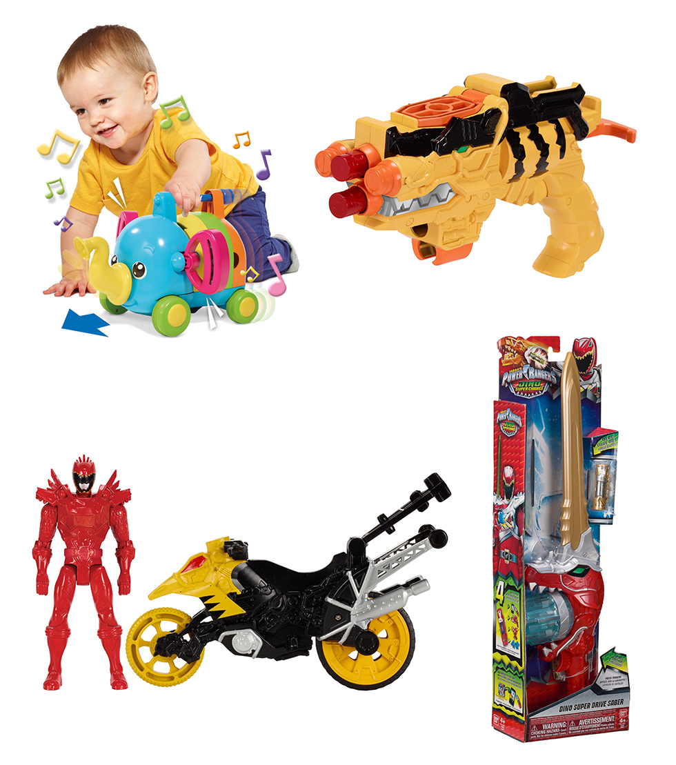 Illustration. Import taxes on toys will also be slashed